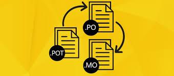 ایجاد ترجمه از فایل دارای پسوند pot