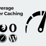 نحوه فعال کردن Leverage browser caching در فایل htaccess