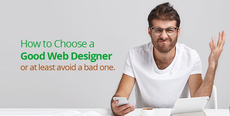 طراح وب