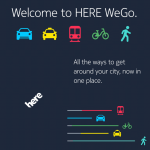 نگاهی به اپلیکیشن جدید Here WeGO